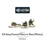 Warlord Games US Army Forward Observer team (Winter)