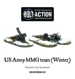 Warlord Games US MMG team (Winter)