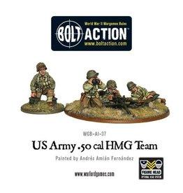 Warlord Games US 50 Cal HMG Team