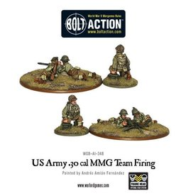 Warlord Games US 30 Cal MMG Team