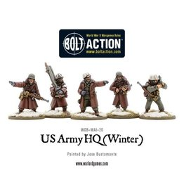 Warlord Games US Command (Winter)