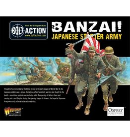 Warlord Games Banzai! Japanese Starter Army