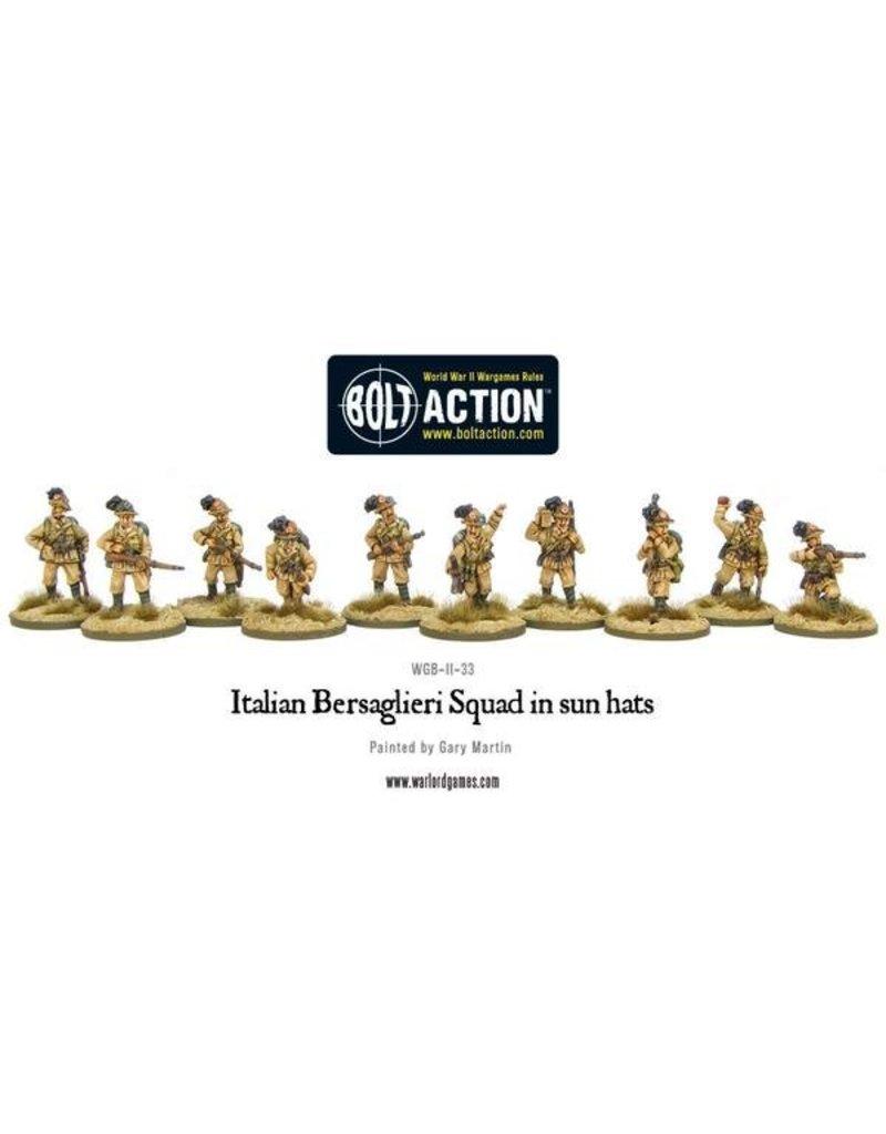 Warlord Games Italian Bersaglieri Infantry