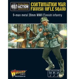 Warlord Games Finnish Infantry (9)