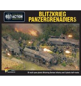 Warlord Games German Blitzkreig Panzergrenadiers