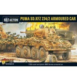 Warlord Games Puma Sd.Kfz 234/2 Armoured Car
