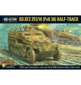 Warlord Games Sd.Kfz 251/10 Pak 36 Half-Track
