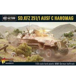 Warlord Games Sd.Kfz 251/1 Ausf C Hanomag