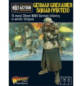 Warlord Games Grenadiers in Winter Fatigues
