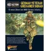 Warlord Games German Veteran Grenadiers Squad
