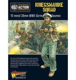Warlord Games Kriegsmarine Squad