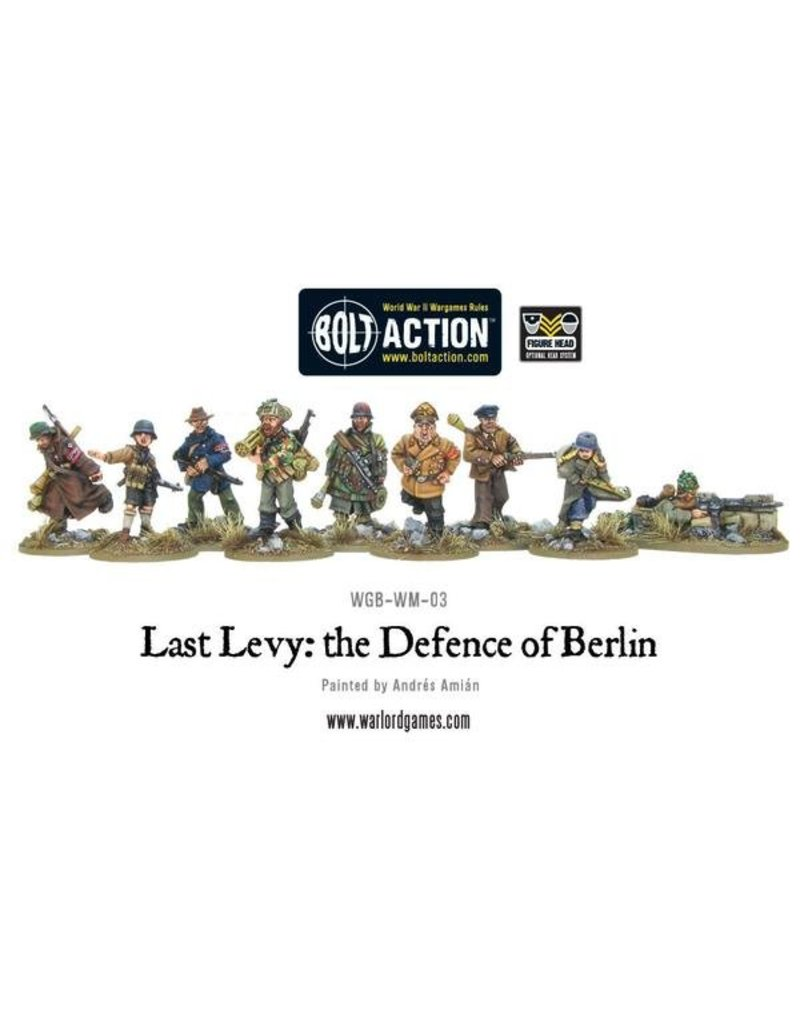 Warlord Games Last Levy: The Defence of Berlin
