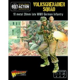 Warlord Games Volksgrenadiers