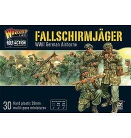 Warlord Games Fallschirmjager (German Paratroopers)