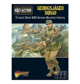 Warlord Games Gebirgsjager squad