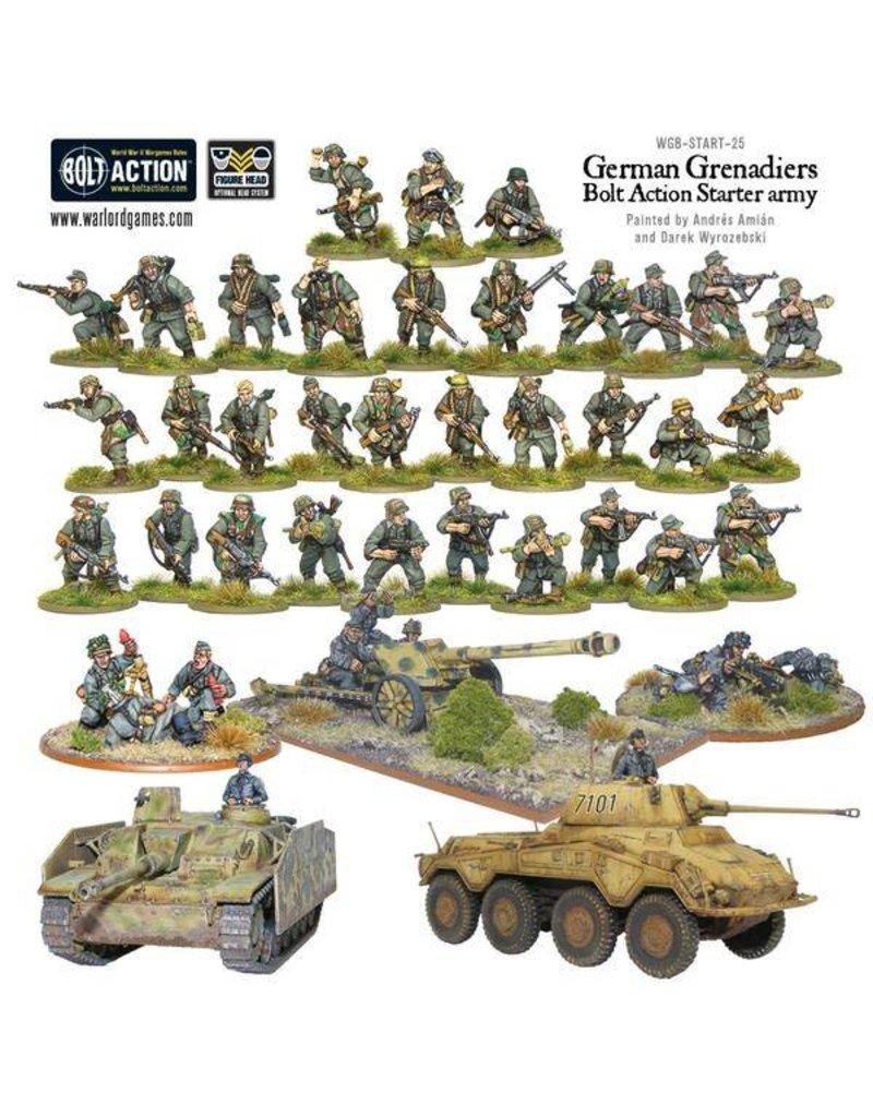 Warlord Games German Grenadiers Starter Army