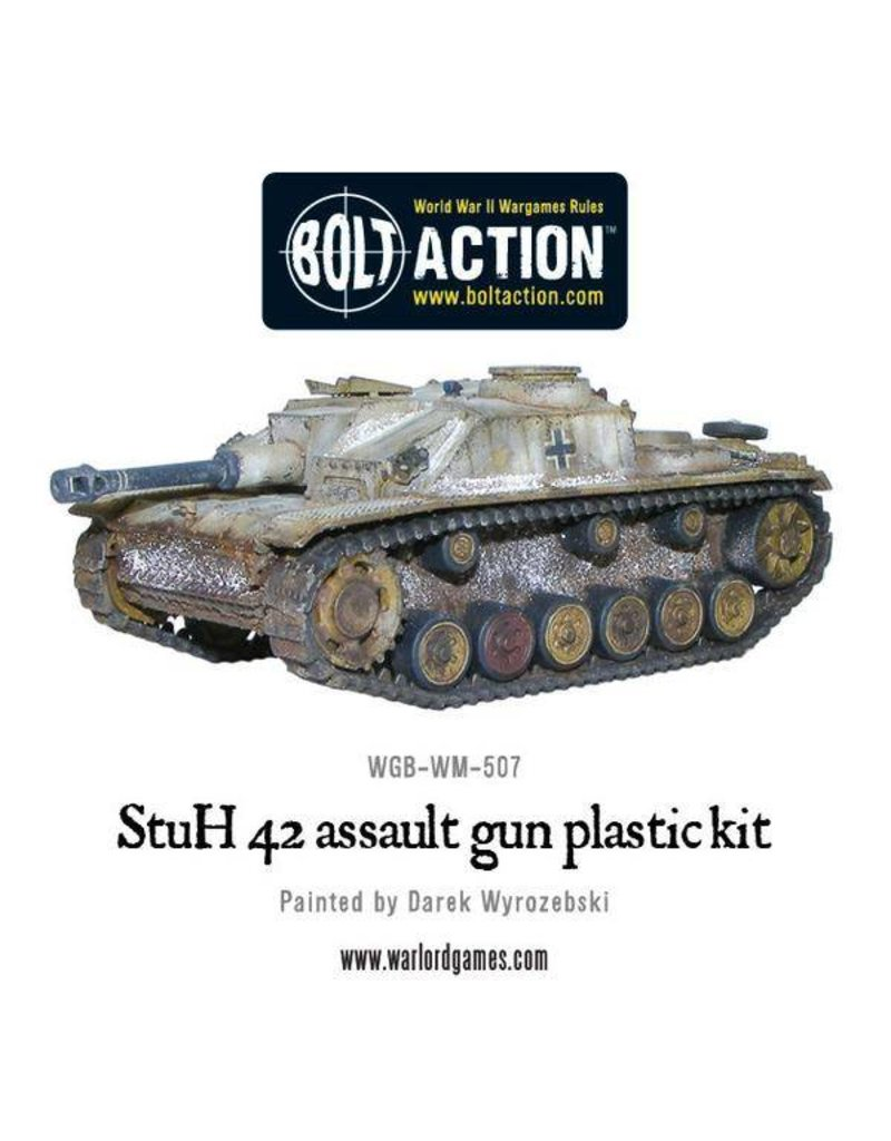 Warlord Games German Stug III Zug (3)