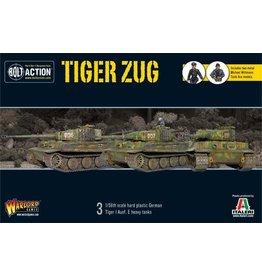 Warlord Games Tiger Zug (3)