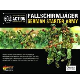 Warlord Games Fallschirmjager Starter Army