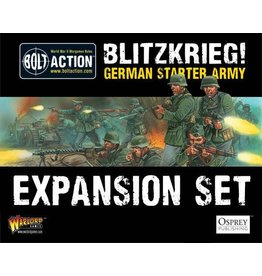 Warlord Games Blitzkrieg! German Heer Starter Army