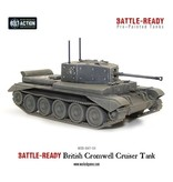 Warlord Games British Cromwell Battle Ready Tank - Pre painted