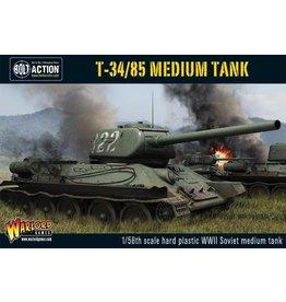 Warlord Games T34/85 Medium Tank