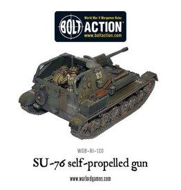 Warlord Games SU-76 Self Propelled Gun