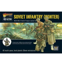 Warlord Games Soviet Winter Infantry