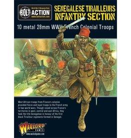 Warlord Games Sengalise Tirailleurs