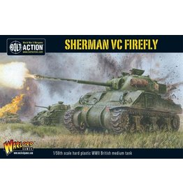 Warlord Games Sherman Firefly Vc