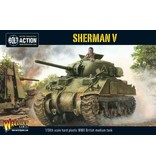 Warlord Games British Sherman V Medium Tank