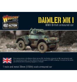 Warlord Games Daimler Armoured Car