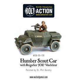 Warlord Games Humber Scout Car