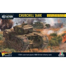 Warlord Games Churchill Infantry Tank