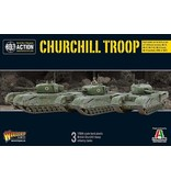 Warlord Games British Churchill Troop