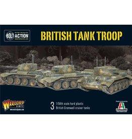Warlord Games British Tank Troop (3 Cromwells)