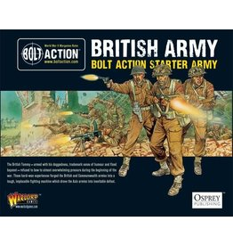 Warlord Games British Starter Army