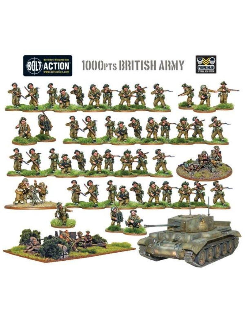 Warlord Games British Starter Army Box Set