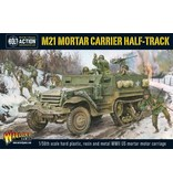 Warlord Games US Army M21 mortar carrier half-track