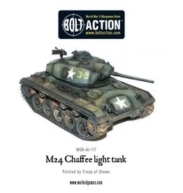 Warlord Games M24 Chaffee  Light Tank