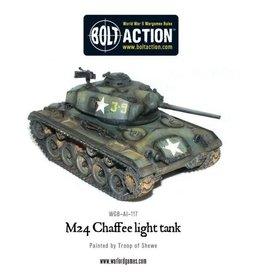 Warlord Games M24 Chaffee US Light Tank
