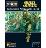 Warlord Games US Army Merrill's Marauders Squad