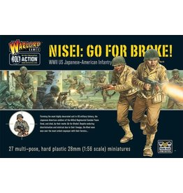 Warlord Games Nissei Infantry