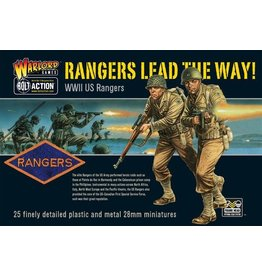 Warlord Games US Rangers
