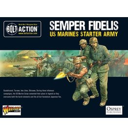 Warlord Games US Marine Corps Starter Army