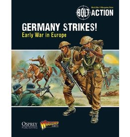 Warlord Games Germany Strikes!