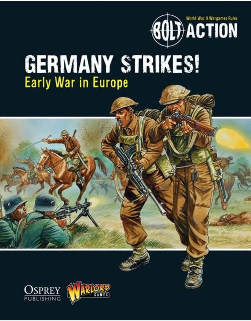 Warlord Games Germany Strikes! (Supplement)