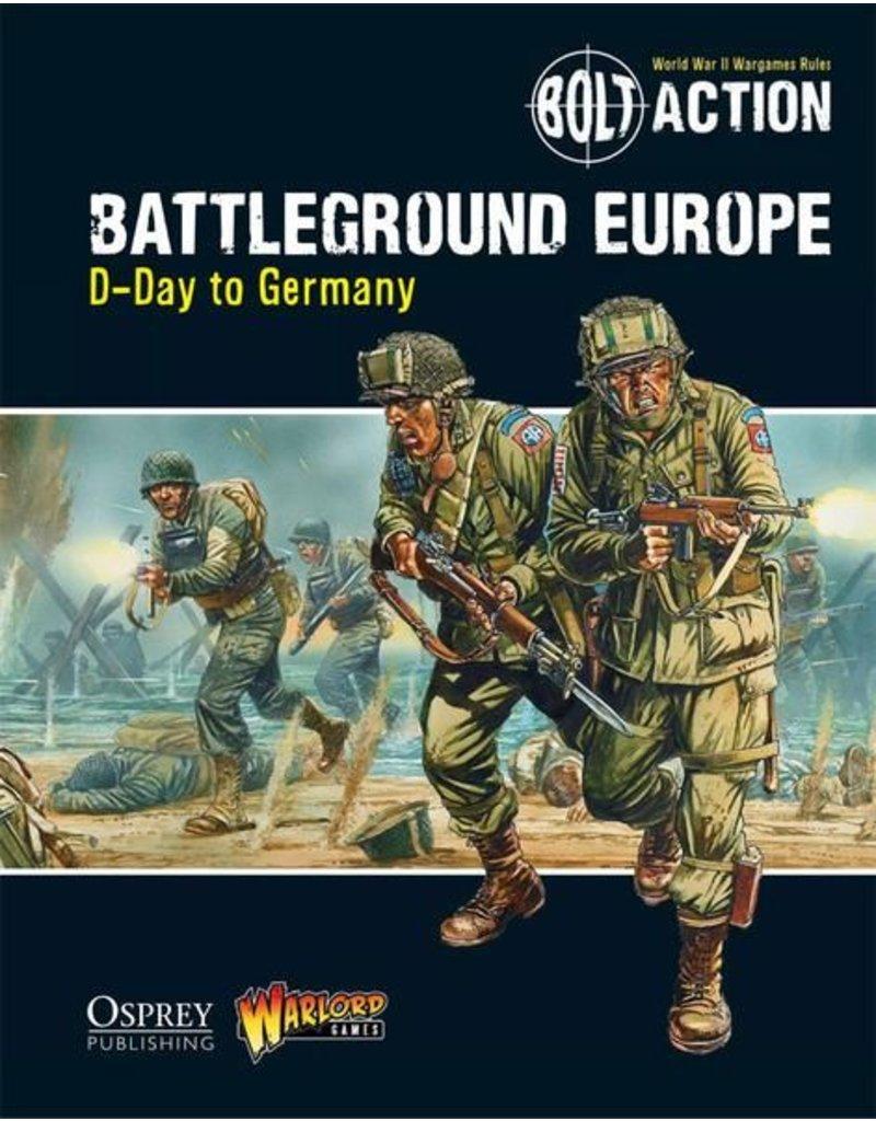 Warlord Games Battleground Europe (Supplement)