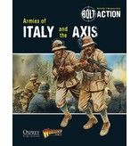 Warlord Games Armies of Italy and the Axis Army Book