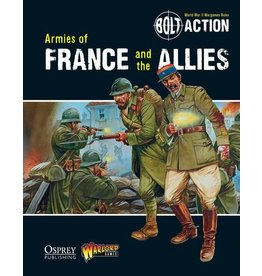 Warlord Games Armies of France and the Allies